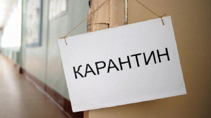 Атырау облысында карантин шаралары қайта күшейтілді