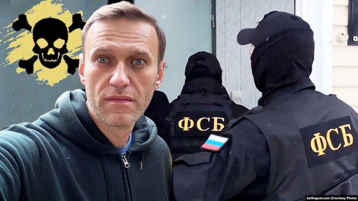 «Навальныйдың улануына ФСБ-ның қатысы бар» - АҚШ мемлекеттік департаменті