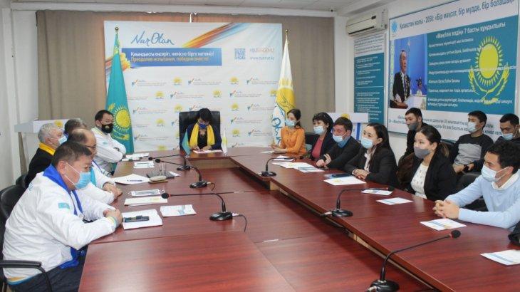 Nur Otan: Алматыда 15 мың жұмыс орны ашылады