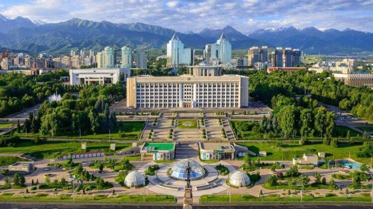2025 жылға қарай Алматы Қазақстанның іскерлік, зияткерлік және мәдени орталығына айналады