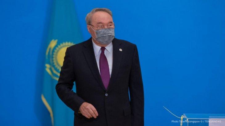 Назарбаев exit-poll нәтижесімен танысу үшін «Nur Otan» штабына келді