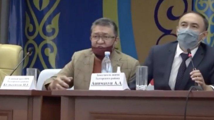 Алматы облысында шу шығарған бас дәрігер қайтыс болды