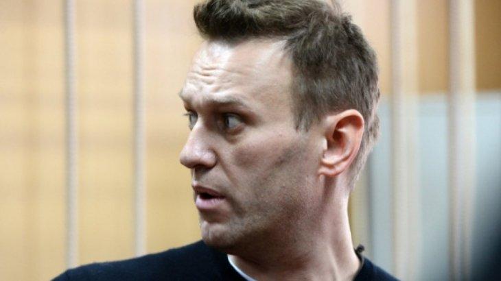 Сот Навальныйды қамауға алу туралы шешім шығарды