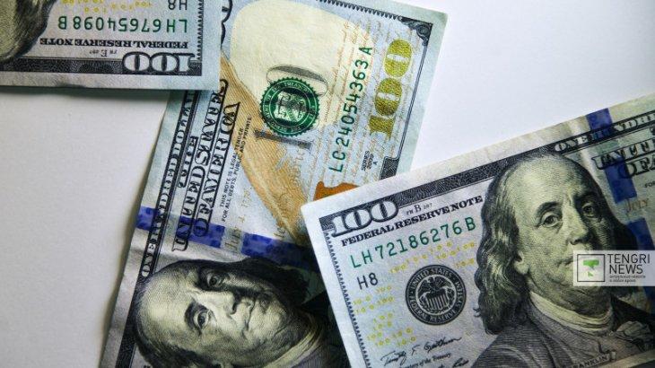 Елімізде доллар бағамы қымбаттады