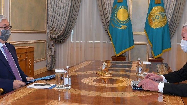 Сапарбаев президентке Қордайдағы ахуал жайлы баяндады