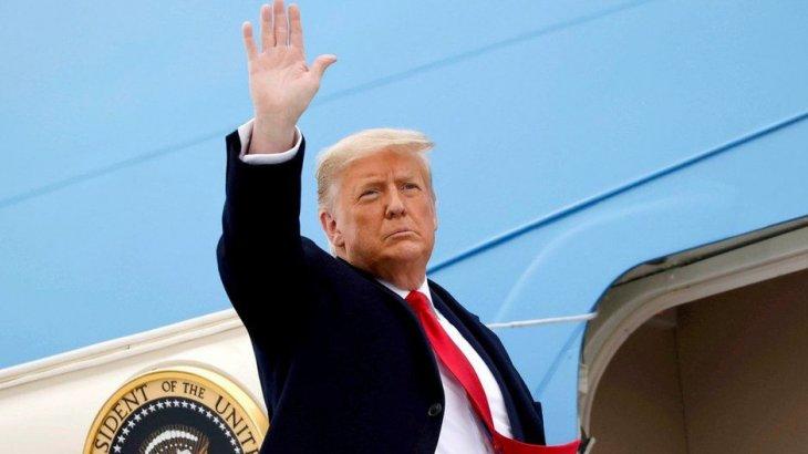 «Біз жасалуы керек істің бәрін жасадық»: Трамп президент ретінде соңы сөзін сөйледі