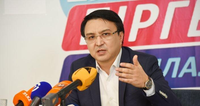 Экс-депутат Қазақстанда оппозициялық үкімет құратынын мәлімдеді