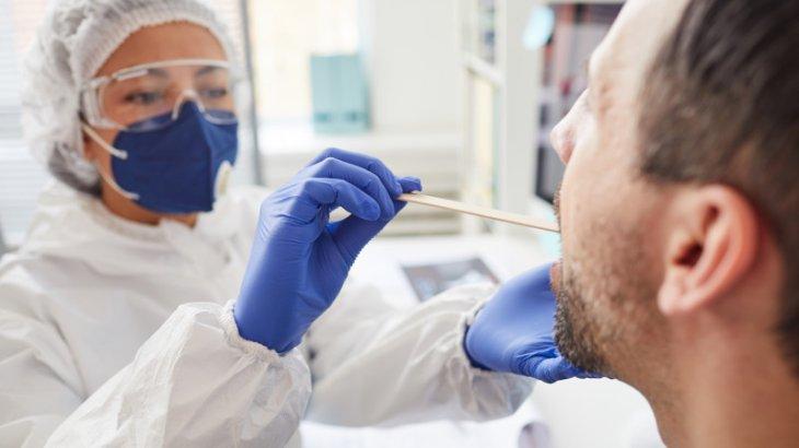 Елімізде бір тәулікте 1548 адамнан коронавирус анықталды