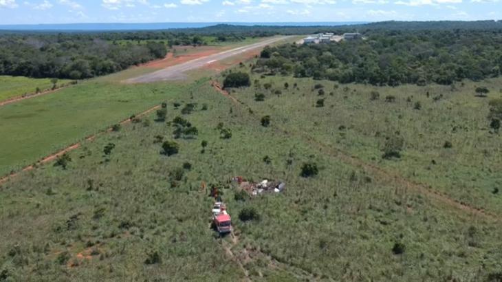 Бразилияда футболшылар мінген ұшақ құлап, 6 адам қаза тапты