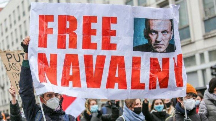Навальный ісі: ЕО Ресейге сакция енгізуді қарастырып жатыр