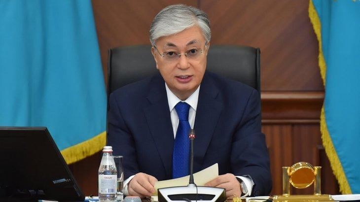 Мемлекет басшысы Үкіметтің кеңейтілген отырысын ашты