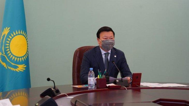 Тоқаев  Цойдан «СҚ-Фармацияға» қатысты тапсырмасы қалай орындалғаны жөнінде сұрады