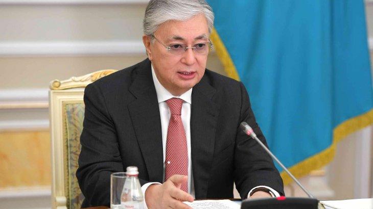 Президент Қасым-Жомарт Тоқаевтың Үкіметтің кеңейтілген отырысында сөйлеген сөзі