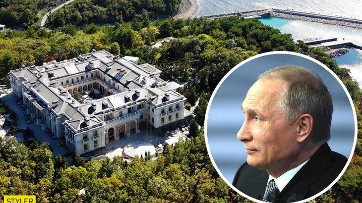 Кремль Геленджиктегі «сарай» иелерінің аты-жөнін жария етуден бас тартты