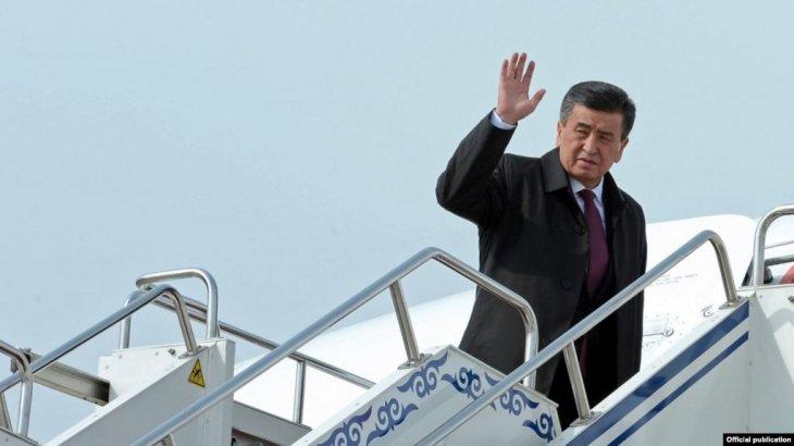 Қырғызстанның экс-президентінің қашып кеткені рас па?