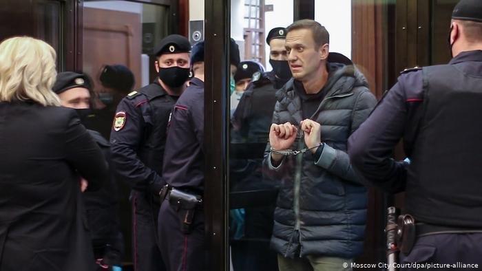 Алексей Навальныйға қатысты сот үкімі шықты