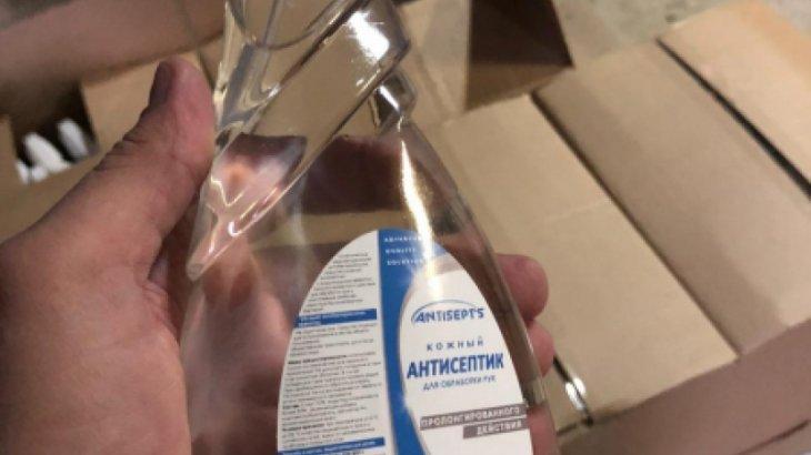 Павлодарда 17 жастағы қыз антисептиктен уланып, көз жұмды