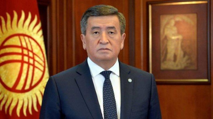 Қырғызстанның экс-президенті әйелімен бірге елден кетті