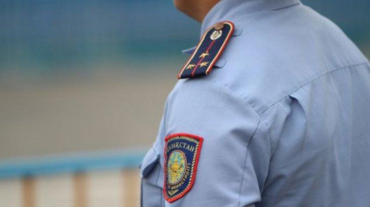13 жастағы қызды зорлаған полицей кінәні басқа біреуге жаба салған