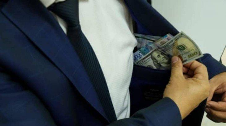 Қарағанды облысында судья пара алған кезінде ұсталды
