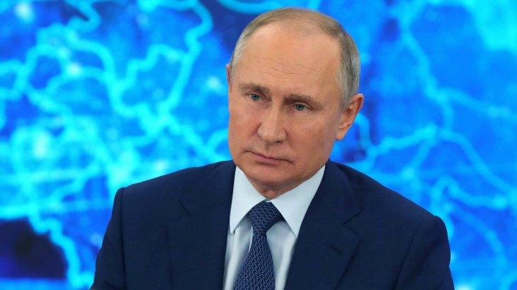Владимир Путин әлемді кім билейтінін айтты