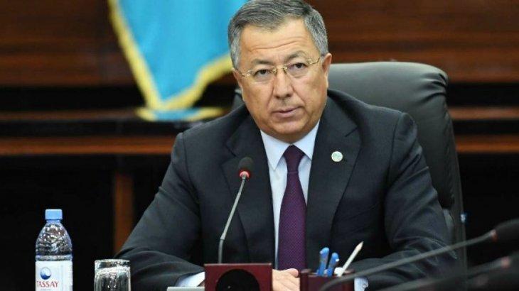 Президент Жансейіт Түймебаевты қызметінен босатты