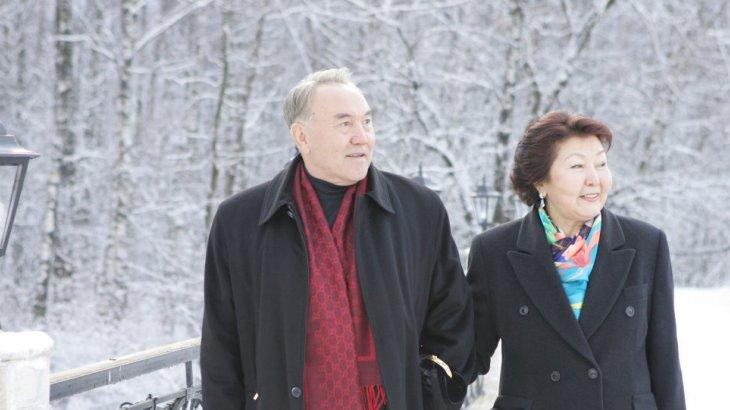 Сара Назарбаева 80 жылдық мерейтойын тойлауда