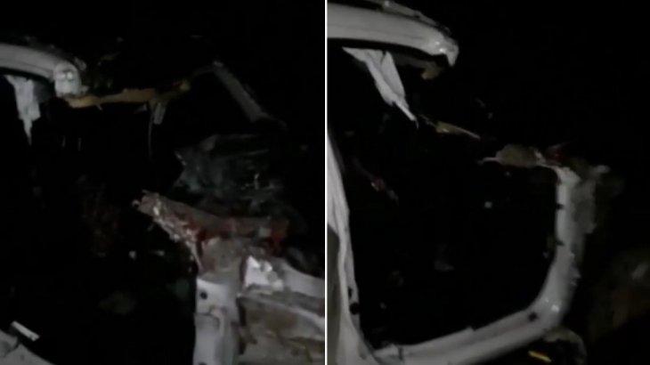 Алматыда 7 адамның өмірін қиған ірі жол апаты болды (ВИДЕО)