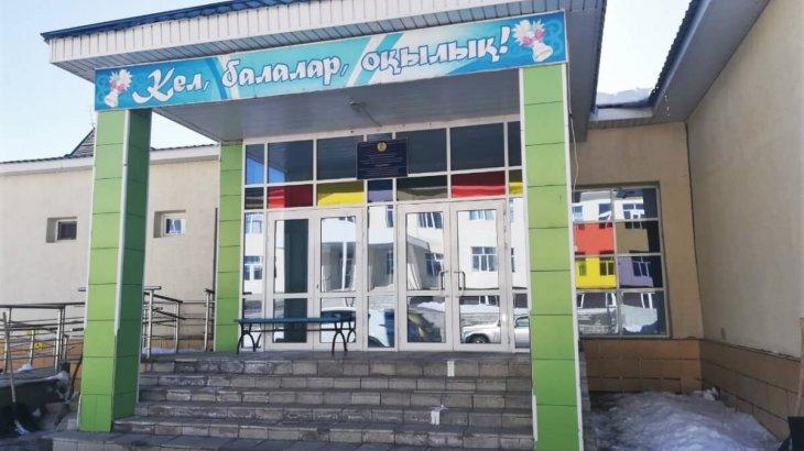 Алматы облысында жаңадан қолданысқа берілген мектеп қирап қалды (ФОТО)