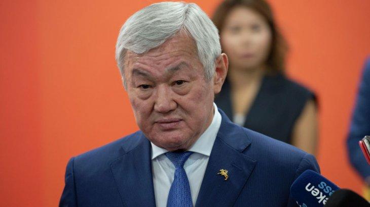 «Жеке бақылауымда»: Сапарбаев Жаңатастағы өрт оқиғасы туралы жазба жариялады