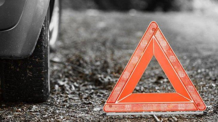 Ақмола облысында жантүршігерлік жол апаты болып, 3 адамның өмірін қиды