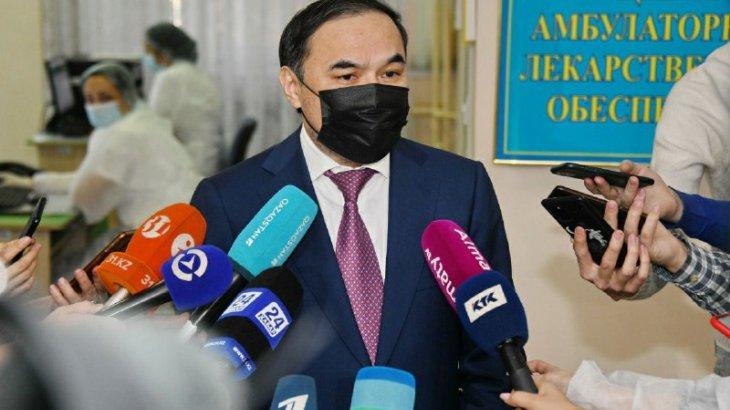 Бабақұмаров Алматы қаласындағы медициналық ұйымдарының жұмыс тиімділігін арттыруды тапсырды