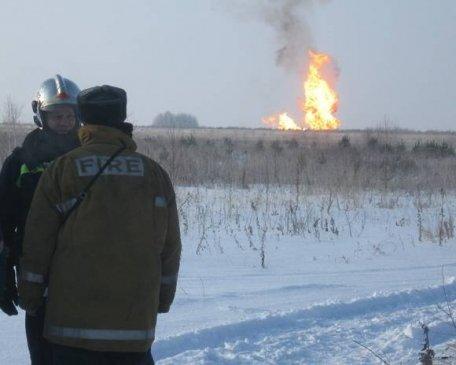 Ресейде газ құбыры жарылып, Қазақстан көгілдір отынсыз қалды