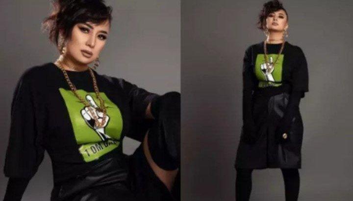 «Саныңды жапшы»: әнші Мадина Сәдуақасованың жаңа образын жұрт сынап тастады (ФОТО)