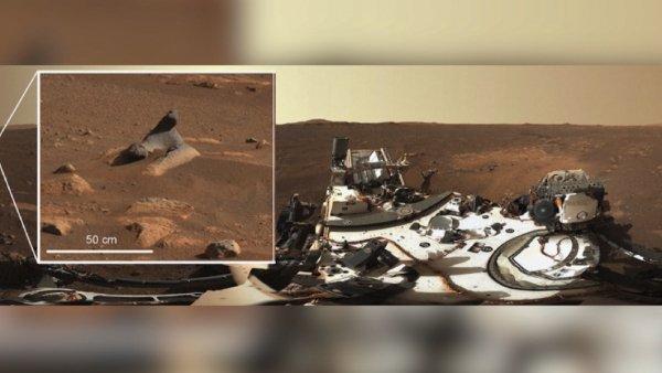 NASA Марстың панорамалық суретін жариялады