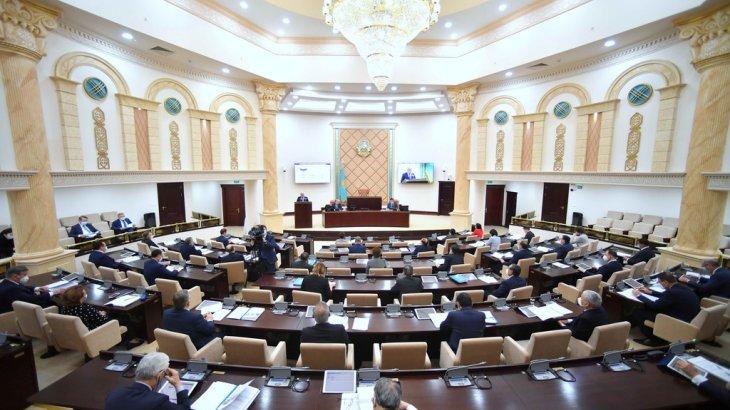 Сенат министрлер кабинетіне 20-дан астам ұсыныс жіберді