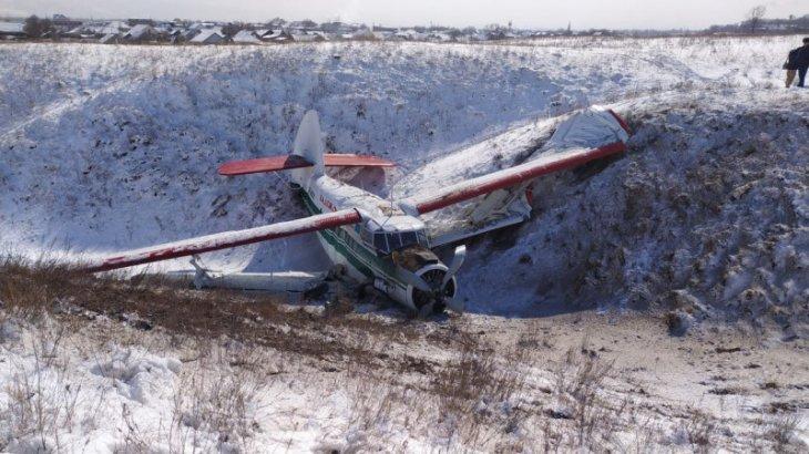 АН-2 ұшағының командирі неліктен шұғыл қонуға мәжбүр болғанын айтты