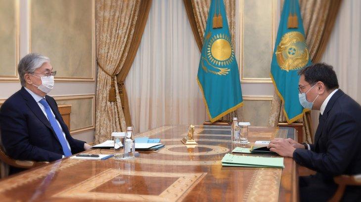 Тоқаев Ұлттық банк төрағасына маңызды тапсырма берді