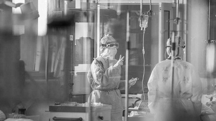 COVID-19 пневмониясынан 5 адам қайтыс болды
