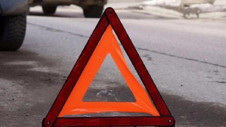Қарағанды облысында жол апатынан үш адам қайтыс болды