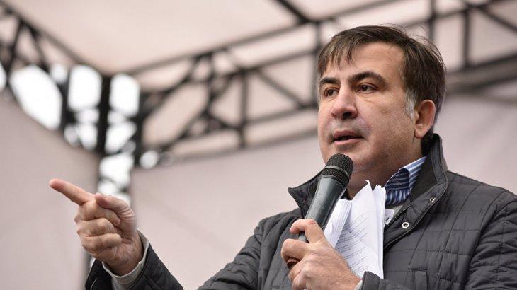Украина президенті Саакашвилиді қызметінен босатты