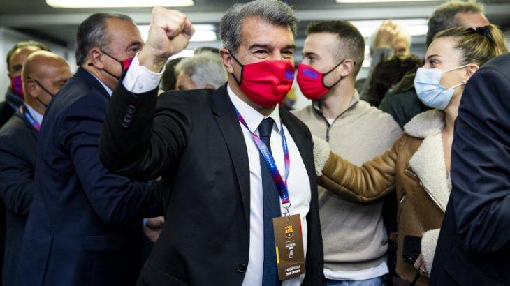 «Барселона» футбол клубының президенті өзгерді (ВИДЕО)