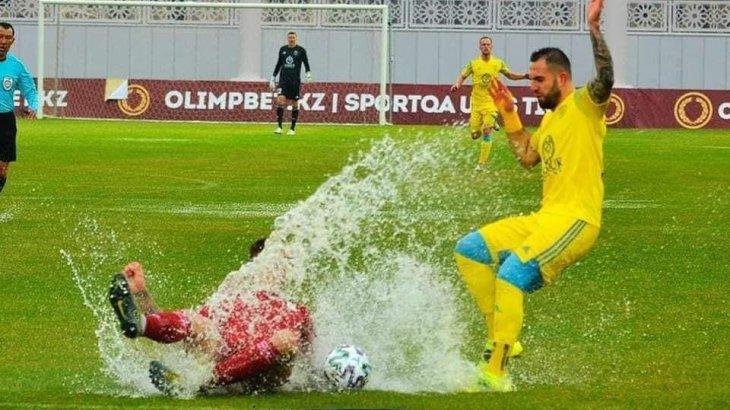 «Шөкеев деген патшамызға ұнаса болды ғой»: әлеуметтік желіде Түркістан стадионына қатысты ұятты видео пайда болды