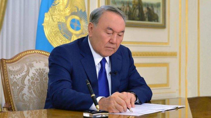 Назарбаев Қауіпсіздік кеңесіне жаңа азаматтарды тағайындады