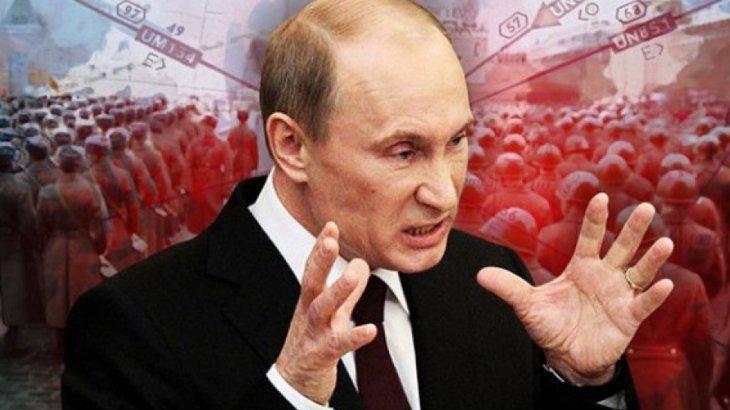 Ресей өз азаматтарын саяси қудалау бойынша әлемде бірінші орында