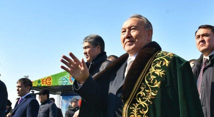 Нұрсұлтан Назарбаев қазақстандықтарды Наурыз мерекесімен құттықтады