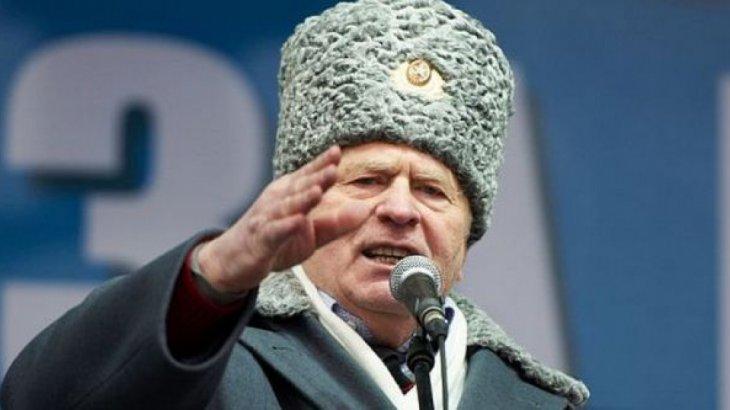 «Украинаның бірде-бір сарбазы да, офицері де қалмайтындай етейік!» - Жириновский
