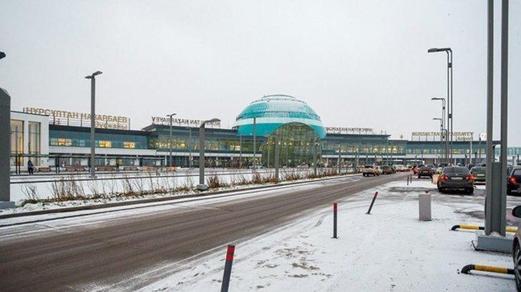 Астана әуежайында бірқатар әуе рейстері кейінге қалдырылды