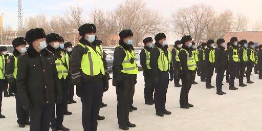 Елімізде үш мыңға жуық полиция қызметкері жұмыссыз қалады