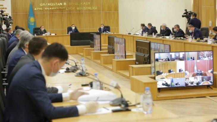 Жер реформасы жөніндегі комиссияның бірінші отырысы басталды
